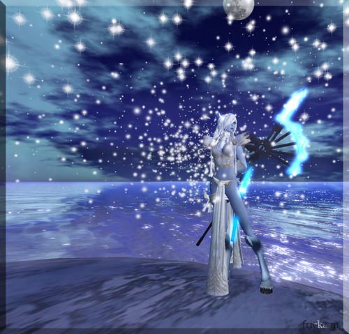 Blue Fantasy 1