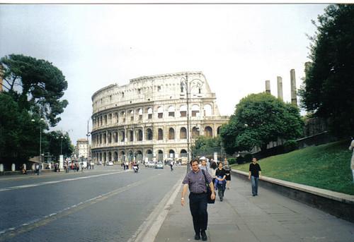 il colosseo 2001