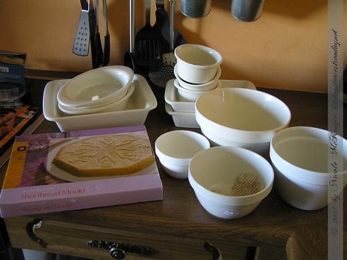 Schottland-Kücheneinkäufe