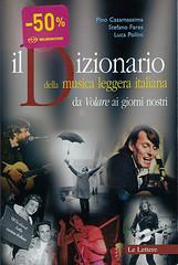 Dizionario della Musica Leggera Italiana - cover