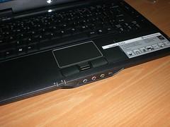 FingerScan di Acer TM6292