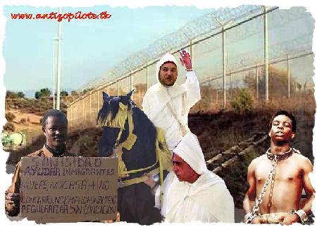 A los moromis siempre les ha gustado el tráfico de esclavos height=