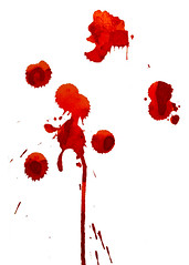 Blood and Life, Blood Spatter