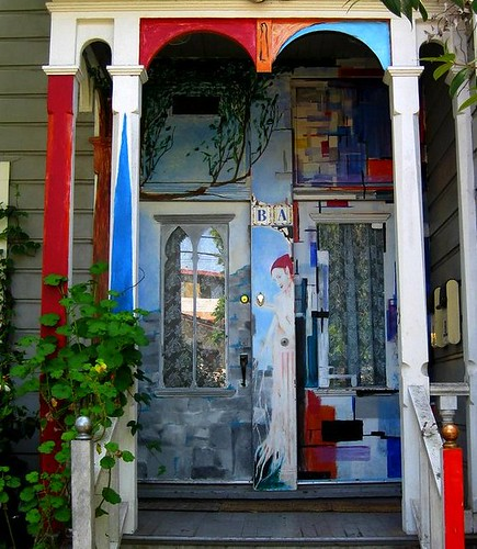 great doors by dyannaanfang