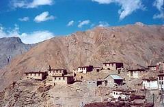 Village de Kibber