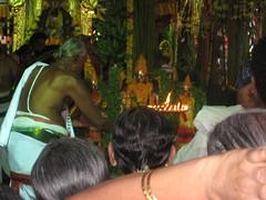 Utsava moorthy - Thirumanjanam