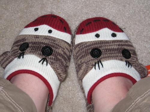 Monkey Feet!