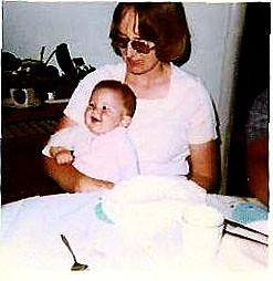 Mom and Baby Nan