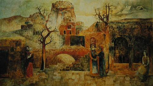 "Minas Avetisian, ""Armenia"" (1973)"