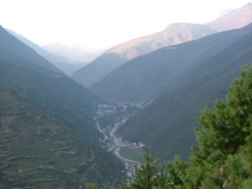 Kangding Valley