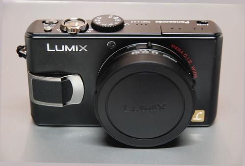 Panasonic DMC-LX2