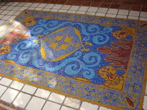 Aladdin's Mosaic