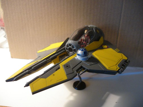 Star Wars Jedi starfighter Eta-2 Atis interceptor