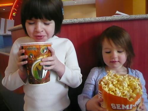 \big movie food