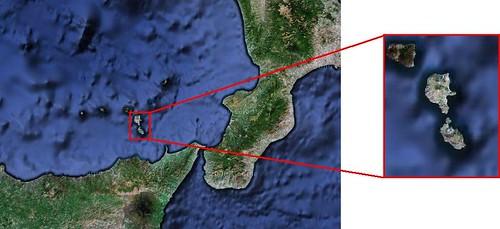 Isla de Lipari - Isla de Eolia