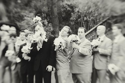 Groom & His Men