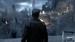 Nathan con Nueva York destrozada