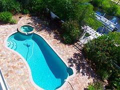 521 Magnolia Private Pool Vacation Rental