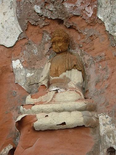 Disintegrating Buddha