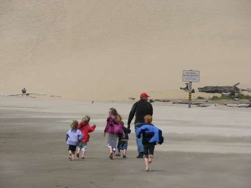 Heading to the Dune