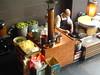 Slack Season Tan Tsi cooking area