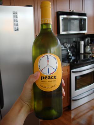 It Likes the Peace