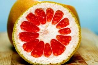 grapefruit peels, step 3