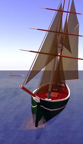 Croco sails to victory