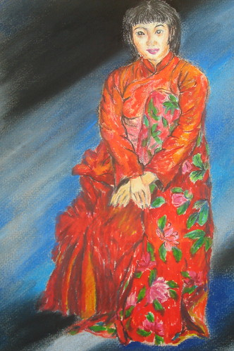 古典美女1