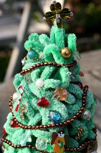 Thrift Shop Christmas Tree