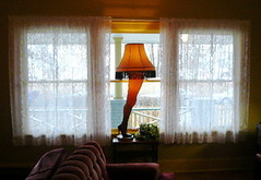 The Leg Lamp