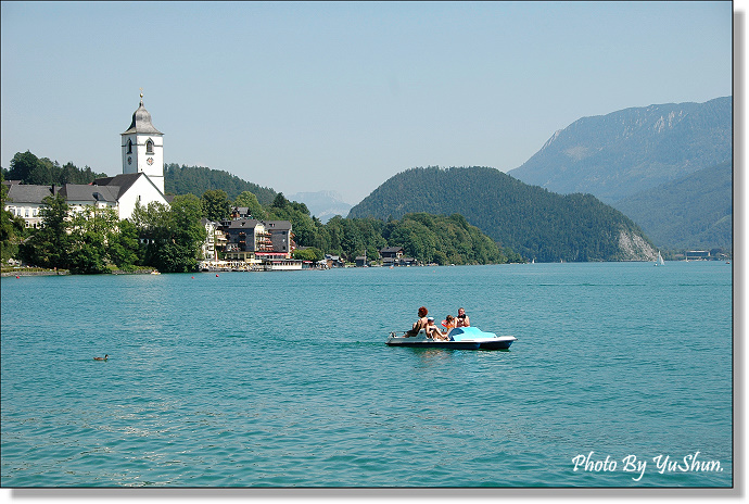 2007奧地利自助旅行-聖沃夫岡湖區,夏夫堡高山火車(Day 6) @ yushun 的部落格 :: 隨意窩 Xuite日誌