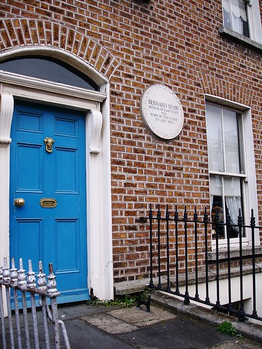 George Bernard Shaw's Birthplace