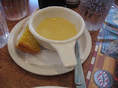 Garlic Bread + Mustard Dressing