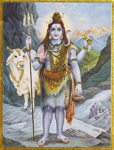 濕婆與雪山神女雕像 - 六年制學程
