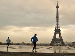 Paris Workout