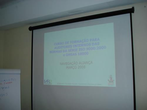 Treinamento de Formação de Auditores ISo9001 e OHSAS18001