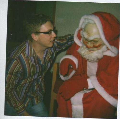 Le Père Noël et moi