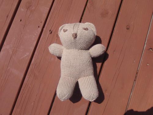 Mere's Baby Bobbi Bear