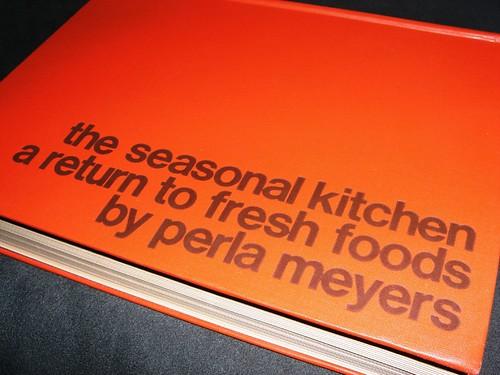 Perla Meyers' The Seasonal Kitchen