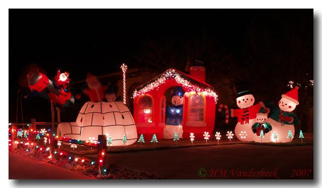 A Christmas Village