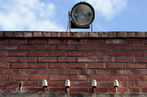Light on a Wall