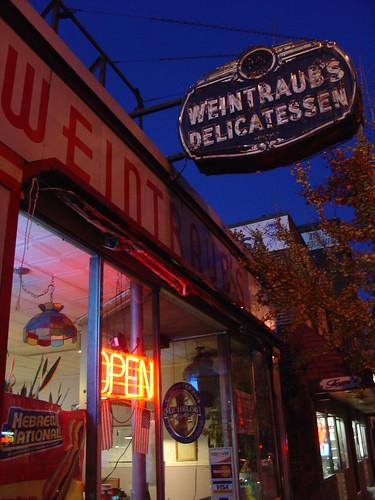 Weintraub's Delicatessen - Worcester, MA
