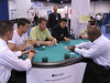 B5 Media has a poker table in the hall
