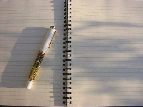 Apica Wire-Bound Notebook