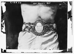 Matt Wells Belt (LOC)