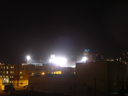 Lights From Coors Field