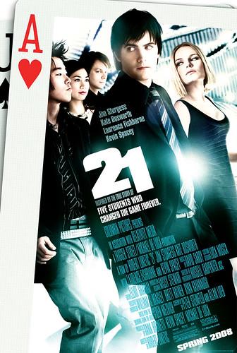 21 filminin afişi