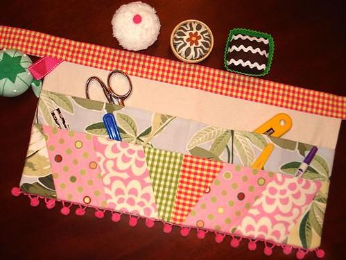 seamstress apron-craftorama