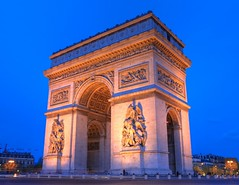 Arc De Triomphe (Paris) in 1000 MegaPixels (Zo...